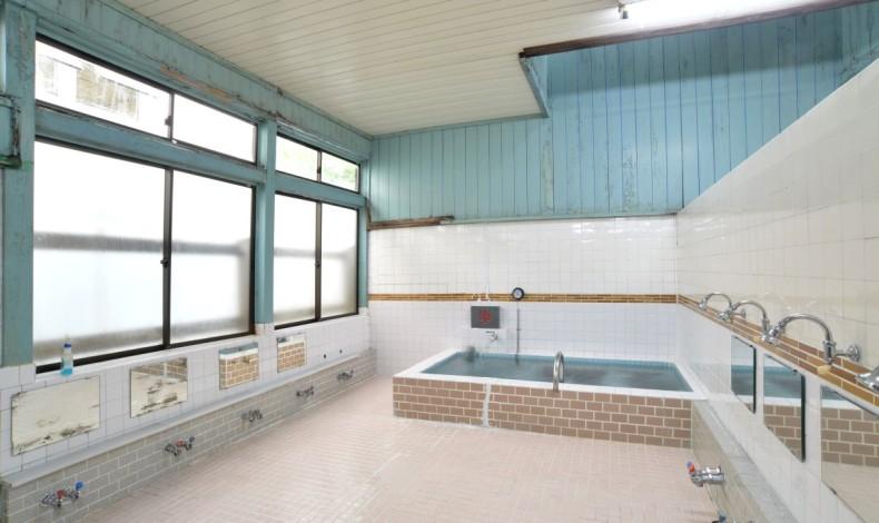 """""""シンプルな浴槽"""